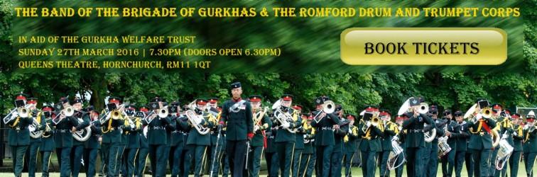 RDTC & The Band of the Brigade of Gurkhas